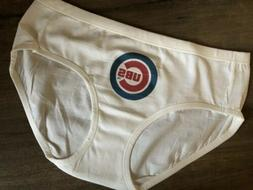 1 Pair Chicago Cubs BASEBALL Ladies Pantys  MLB Womens Under