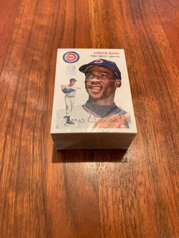 2013 Topps Archives Chicago Cubs Sealed Season Ticket Holder