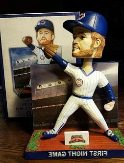 2014 CHICAGO CUBS RICK SUTCLIFFE FIRST NIGHT GAME Wrigley 10