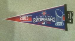 2016 chicago cubs world series champions pennant