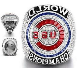 2016 Chicago Cubs World Series Championship Ring Baez Bryant