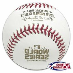 2016 world series official mlb game baseball