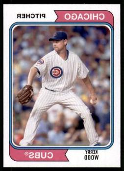 2020 Archives Base #107 Kerry Wood - Chicago Cubs