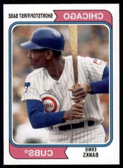 2020 Archives Base #118 Ernie Banks - Chicago Cubs