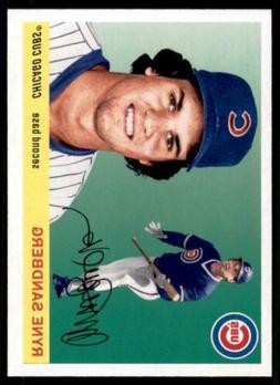 2020 Archives Base #73 Ryne Sandberg - Chicago Cubs