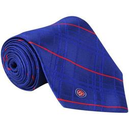 Eagles Wings 4128 Chicago Cubs Oxford Woven Silk Tie