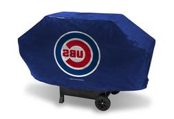 Casey 9474635381 Chicago Cubs Deluxe Grill Cover