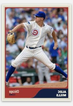 ALEC MILLS NO HITTER CHICAGO CUBS TENNESSEE VOLUNTEERS CUSTO