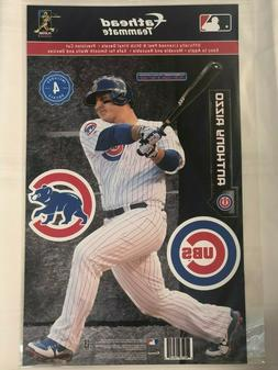 Anthony Rizzo Chicago Cubs 2019 Fathead Teammate Sticker Wal