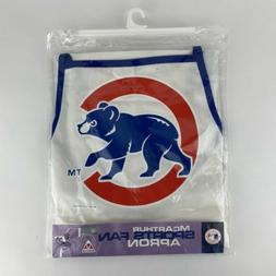 Baseball Chicago Cubs McArthur Sports Fan Apron, White/Blue