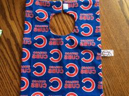 Bib & Taggie Pacifier/toy Clip Chicago Cubs