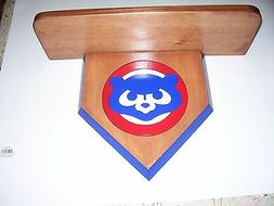 bobble heads chicago cubs home plate display