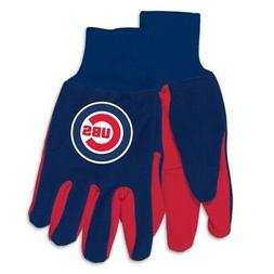 brand new adult mlb chicago cubs embroidered