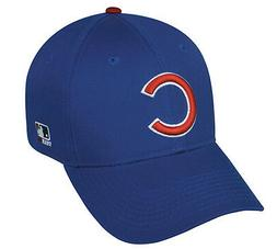 CHICAGO CUBS ~  Official MLB Adjustable Adult Baseball Cap H