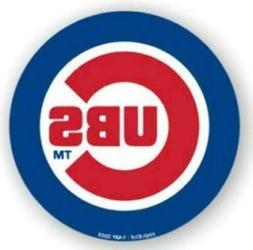"""Chicago Cubs 12"""" Car Magnet **Free Shipping**"""