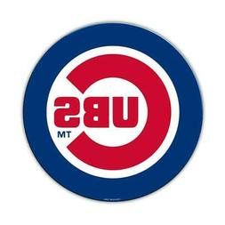 Chicago Cubs 12 Inch Car Magnet  MLB Decal Emblem Truck Auto