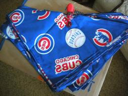 """Chicago Cubs~19"""" Bandana~Fits Dog/Pet Up to 20 Pounds~NEW~OO"""