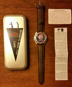 Chicago Cubs 1908 Champions Watch Brand New Box
