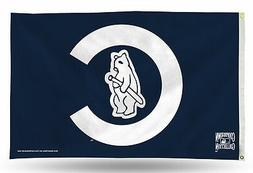 Chicago Cubs 1914 Cooperstown MLB Banner Flag 3' x 5'  ~NEW
