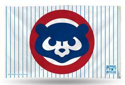 Chicago Cubs 1984 Cooperstown RETRO Rico 3x5 Flag Outdoor Ba