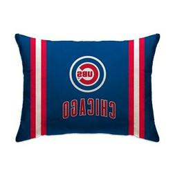 chicago cubs 20 x 26 plush bed