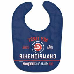 Chicago Cubs 2016 World Series Baby Bib Infant Toddler Newbo
