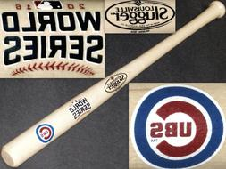 """CHICAGO CUBS 2016 WORLD SERIES CHAMPIONS~NEW 18"""" MINI SOUVEN"""