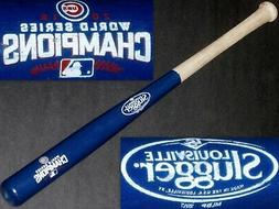 """CHICAGO CUBS """"2016 WORLD SERIES CHAMPIONS"""" NEW 18"""" MINI SOUV"""