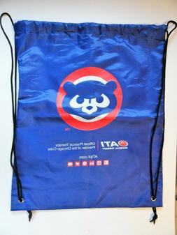Chicago Cubs 2019 Convention Drawstring Backpack Bag ATI Phy