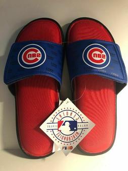 Chicago Cubs 2020 MLB Men's Foam Sport Slide On Sandal FREE
