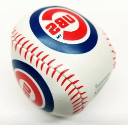 "MLB Chicago Cubs 3"" Mini Vinyl Baseball Toy Soft Squeeze by"