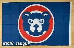 Chicago Cubs 3x5 ft Flag MLB