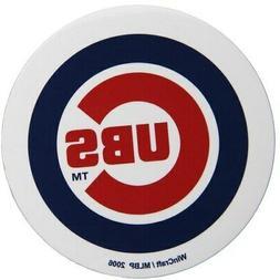 "WinCraft Chicago Cubs 5"" Die-Cut Car Magnet"