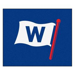 Chicago Cubs 5' X 6' Tailgater Area Rug Floor Mat