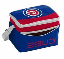 Chicago Cubs 6 Pack Cooler Sport Tote Bag, MLB