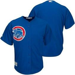 Chicago Cubs Majestic Alternate Big & Tall Cool Base Team Je