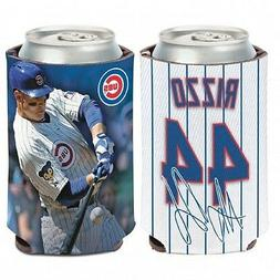 Chicago Cubs Anthony Rizzo Can Cooler  Coozie Koozie Holder