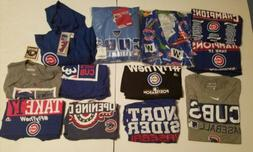 CHICAGO CUBS APPAREL LOT