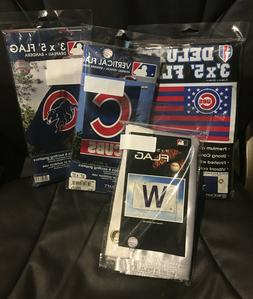 CHICAGO CUBS Banners Flags by WINCRAFT  New