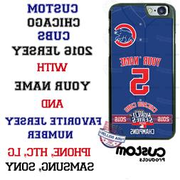CHICAGO CUBS BASEBALL CUSTOMIZED PHONE CASE COVER FOR iPHONE