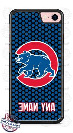Chicago Cubs HC Design Personalize Phone Case Cover fits iPh