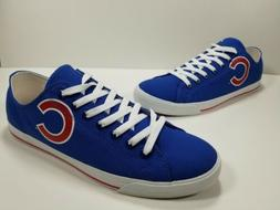 Chicago Cubs Baseball MLB Row One Prime Mens size 12, Womens