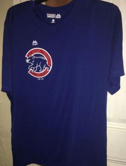 chicago cubs baseball shirt mens 3xl xxxl
