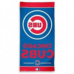 chicago cubs beach towel 30 x 60