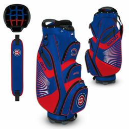 CHICAGO CUBS BUCKET II COOLER CART GOLF BAG NEW FREE SHIPPIN