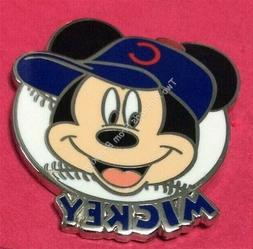CHICAGO CUBS DISNEY MICKEY MOUSE WITH BASEBALL CAP COLLECTOR
