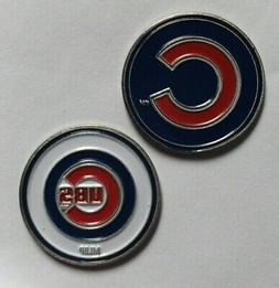 Chicago Cubs Double Sided Ball Marker