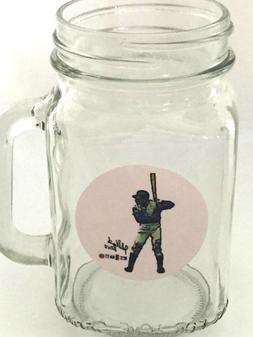 Chicago Cubs Ernie Banks  Mug-16oz-Classic Artwork-DRINK TWO