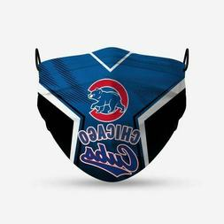 Chicago Cubs face mask, football, face protection