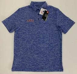 Chicago Cubs Under Armour Golf Men's Polo Shirt 1321839-400
